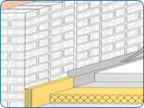 Плиты ИЗОФЛОР (ISOFLOOR,ISOROC-FR) ТУ 5762-001-50077278-02