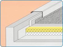 Плиты ИЗОРУФ В (ISOROOF-T,ISOROC-FLR/T) ТУ 5762-001-50077278-02