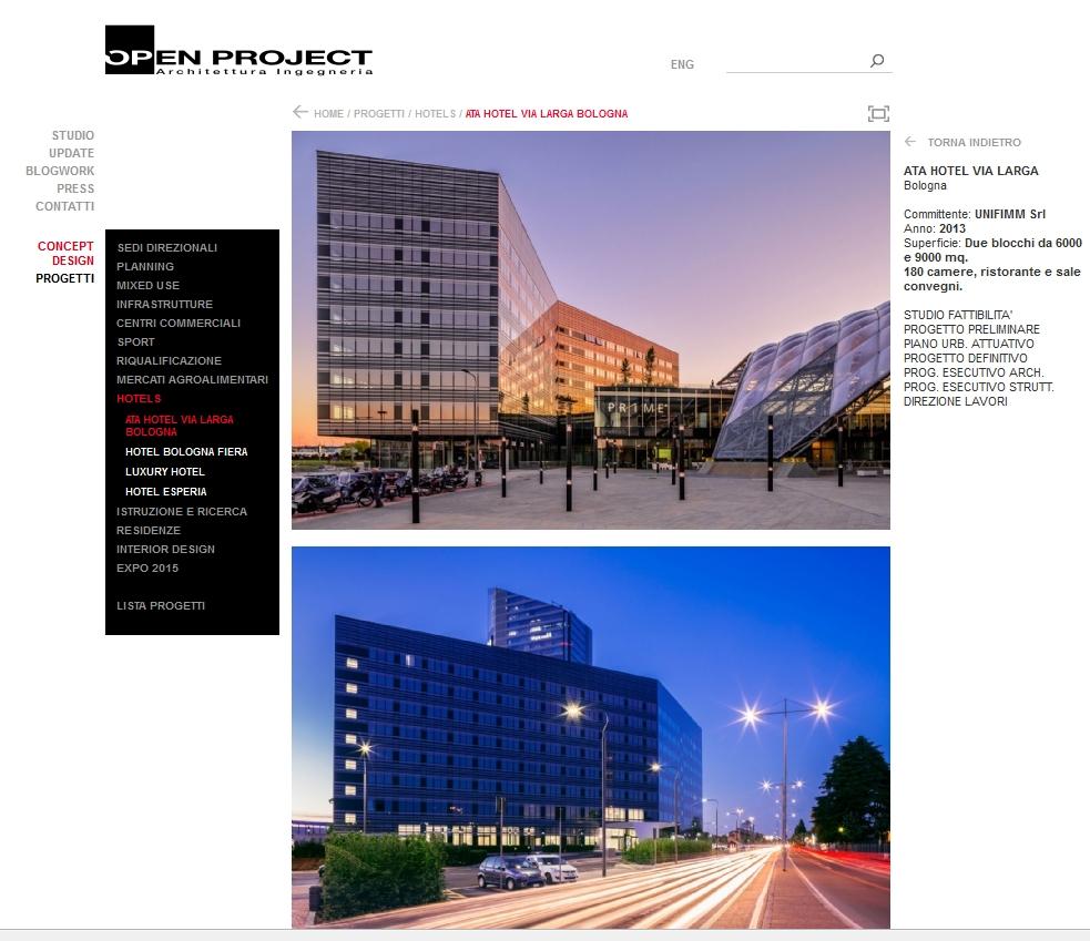 Архитектурное бюро OPEN Project S.r.l. (Италия)