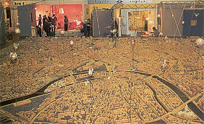 Фестиваль архитектуры на Брестской, DESIGN ILLUSTRATED / 05.2002