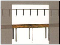 Бесконечный стол