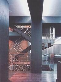 Главный хол делового центра
