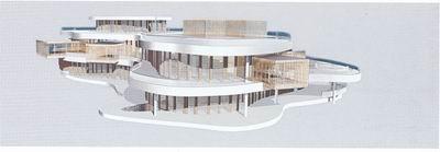 Проект жилого дома в Жуковке. А Б