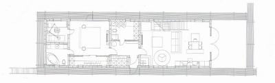 """Жилой дом в Подмосковье (""""Шершавый белый""""). Архит. И. Шалмин."""