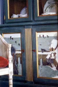 Квартира в Москве (Студия Ирины Дымовой)—2-е место в номинации «Декорирование интерьера»