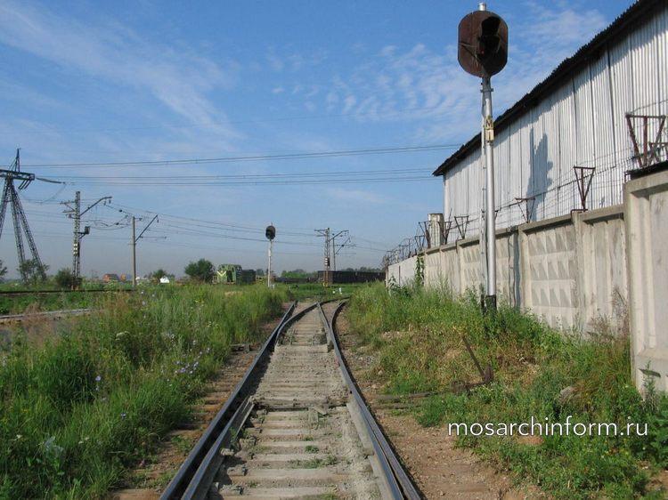 """Фото для """"Технический паспорт железнодорожного пути"""""""