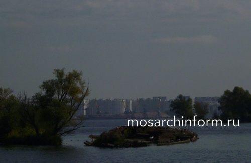 Нагатинский Затон ожидает реконструкция