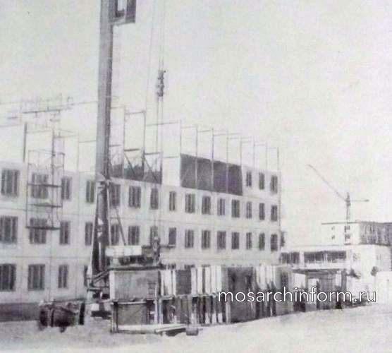 Советская архитектура - строительство домов серии К-7