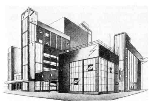 Советская архитектура Советская архитектура охватывает период с 1917 до 1991 года. За это время в ней было создано несколько ун