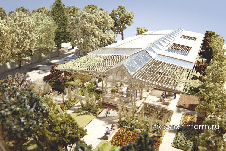 Норман Фостер выиграл конкурс на разработку проекта Центра Мегги в Манчестере