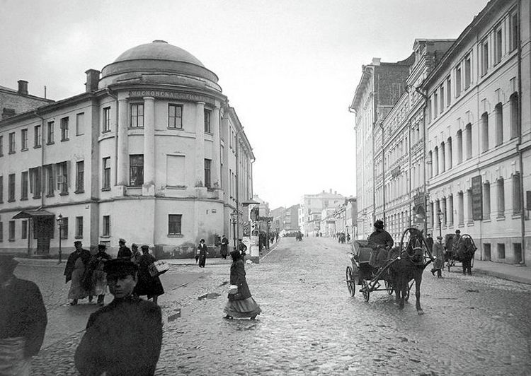Поварская улица, Москва (архитектура, история)