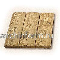 Тротуарная плитка Деревянные дощечки