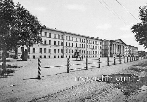 Покровские казармы (Москва)