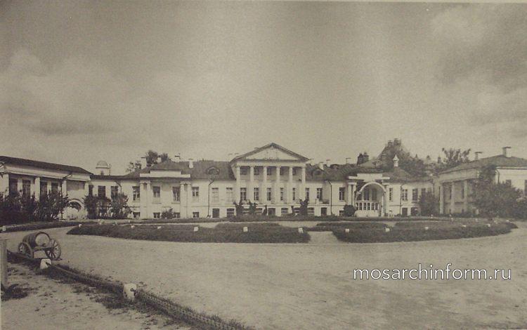 Дом графини Сологуб (Поварская улица, Москва)