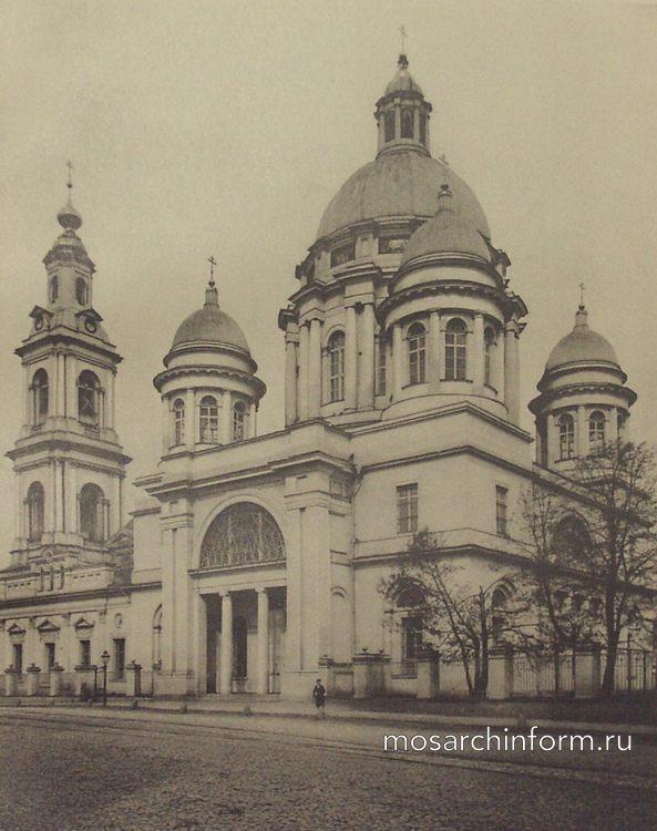 Церковь Богоявления (В Елохове, Москва)
