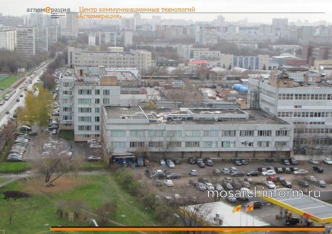конкурс Простор на реконструкцию корпусов комбината «Простор» на Юго-востоке Москвы, а также благоустройство прилегающей террито