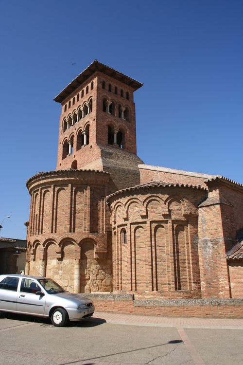 Церковь Саагун - Стиль мудехар - Архитектура Испании
