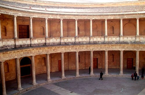 Дворец завоевания, Трухильо - Возрождение - Архитектура Испании