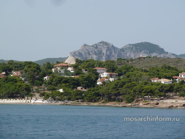 Современная архитектура Греции фото