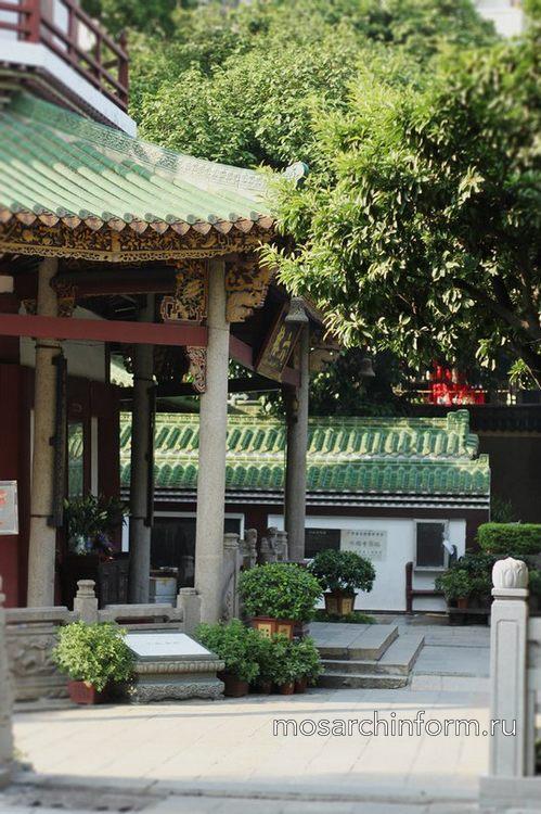 Архитектура Гуанчжоу