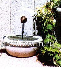 фонтаны, водопады, декоративные водоемы, ручьи, каскады, альпийские горки,