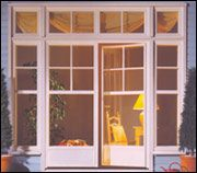 Элегантные финские окна