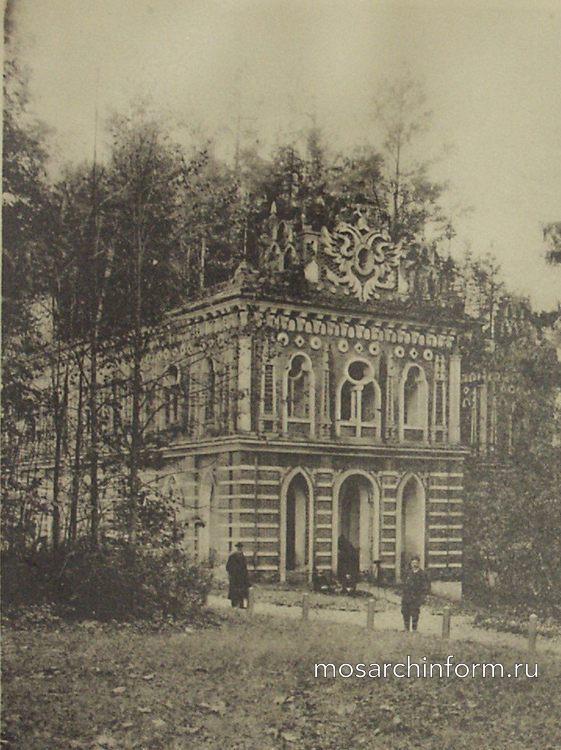 Музыкальный дом в Царицино