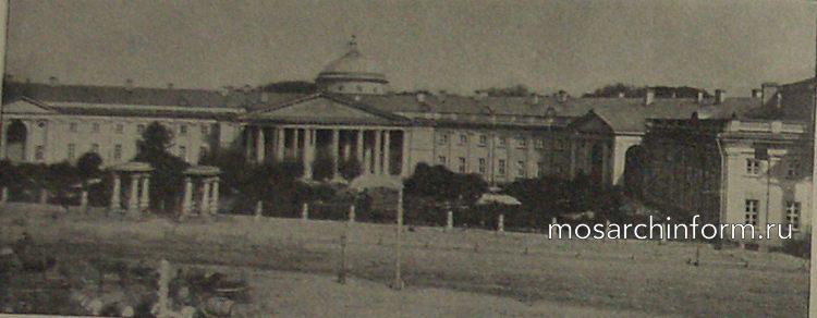 Шереметевская больница (Сухаревская площадь, Москва)