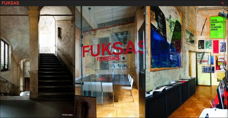 Архитектурная студия Fuksas