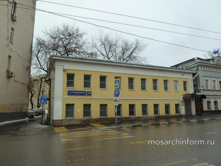 Александра Солженицына ул., д.12 корп. 5 - Фото пользователей сайта фото