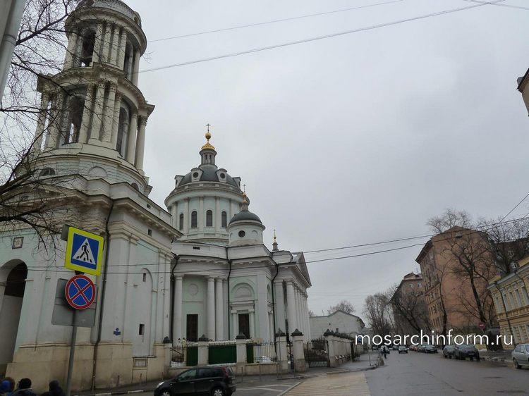 Церковь Святого Мартина Исповедника ( Москва, Солженицына 15/2 храм ) - Фото пользователей сайта фото