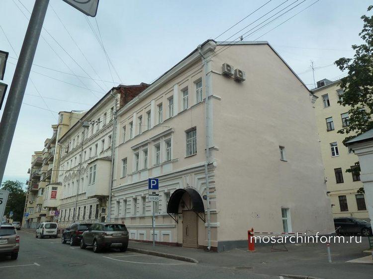 Москва, Большой Головин переулок, дом 20 - Фото пользователей сайта фото