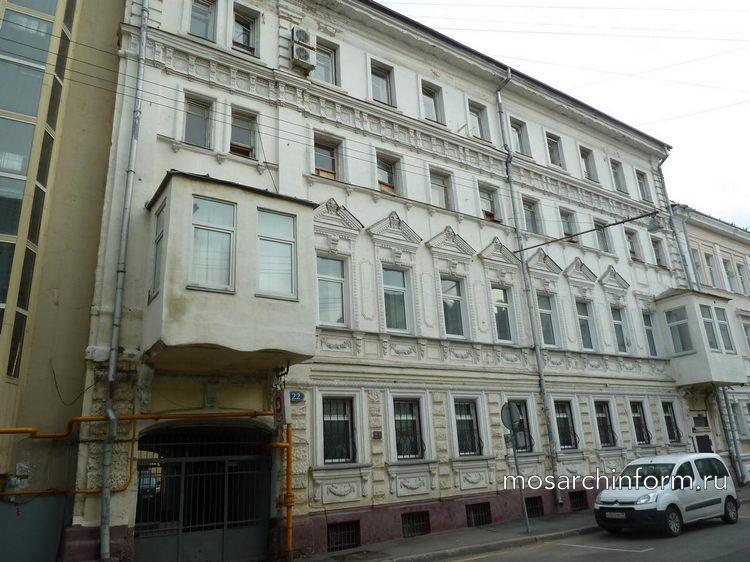 Москва, Большой Головин переулок, дом 22 - Фото пользователей сайта фото