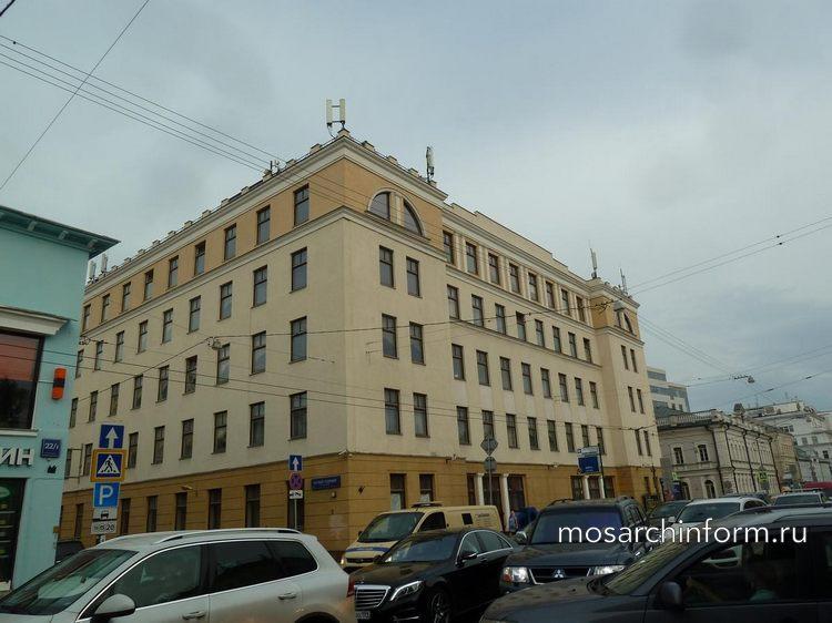 Москва, улица Сретенка дом 20 - Фото пользователей сайта фото