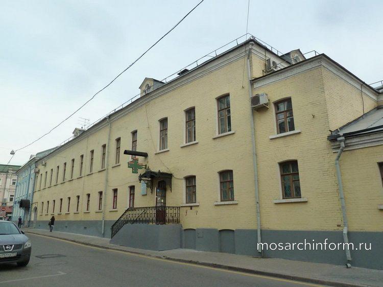 Москва, Последний переулок, дом 28, корп. 1 - Фото пользователей сайта фото