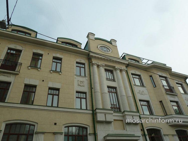 Москва, Последний переулок, дом 26, архитектор К. А. Михайлов, 1912 г. - Фото пользователей сайта фото