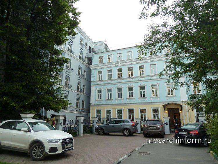 Москва, Последний переулок, дом 23, корп.1 - Фото пользователей сайта фото