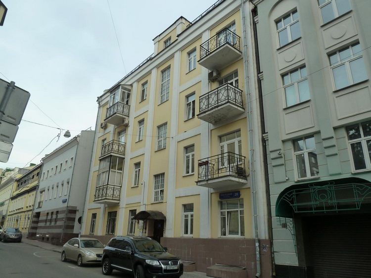 Москва, Последний переулок, дом 20 - Фото пользователей сайта фото