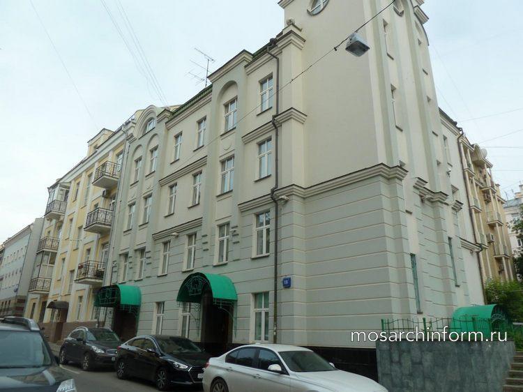 Москва, Последний переулок, дом 18 - Фото пользователей сайта фото