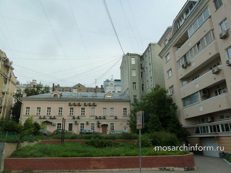 Москва, Последний переулок, дом 16, стр. 1 - Фото пользователей сайта фото
