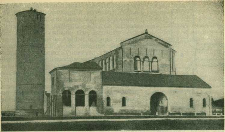 С.-Аполлинаре в Классе, около Равенны