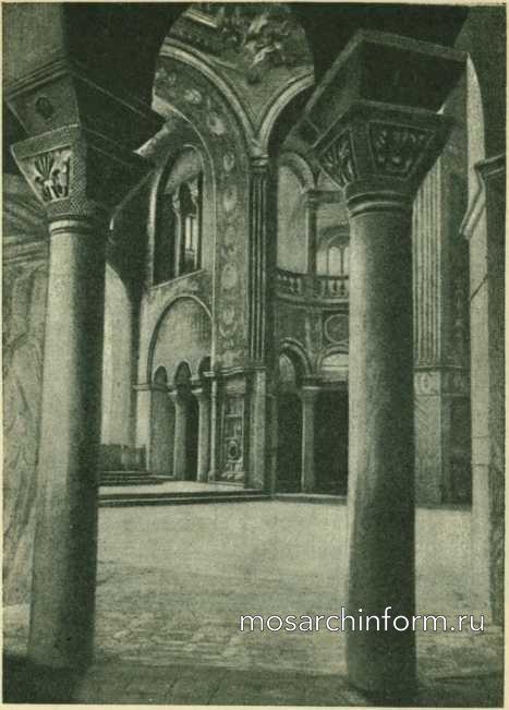 Базилика Сан-Витале (итал. Basilica di San Vitale) — раннехристианская базилика в Равенне (Италия)