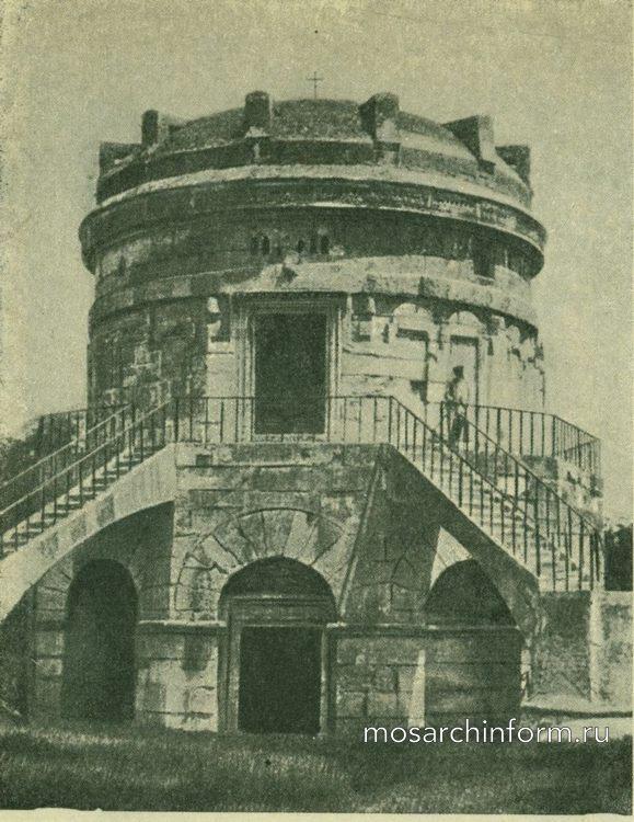 Гробница Теодориха, около Равенны