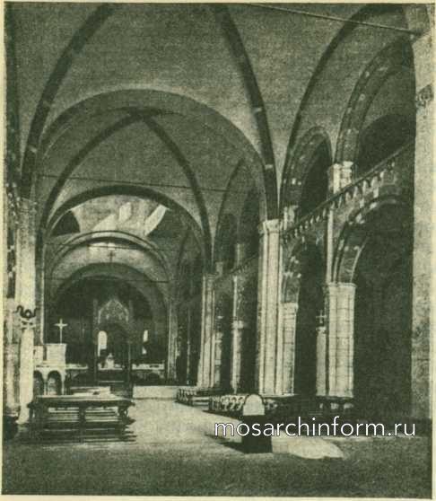 Романская архитектура Италии