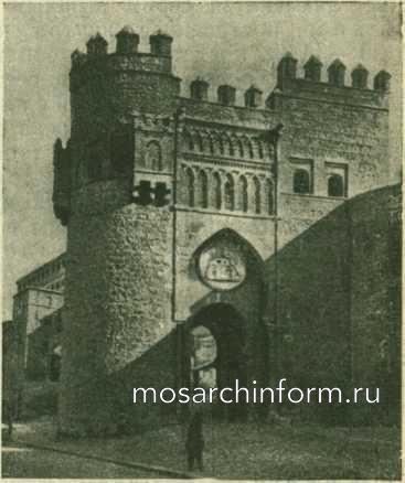Романская гражданская архитектура