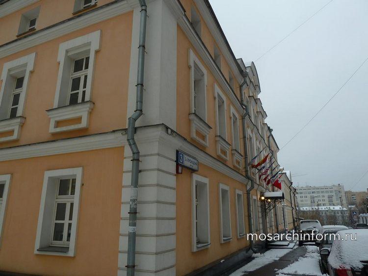 2-ой Троицкий переулок, дом 3 - Фото пользователей сайта фото