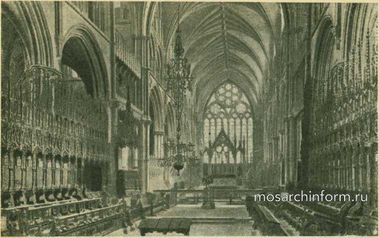 Готическая архитектура Англии