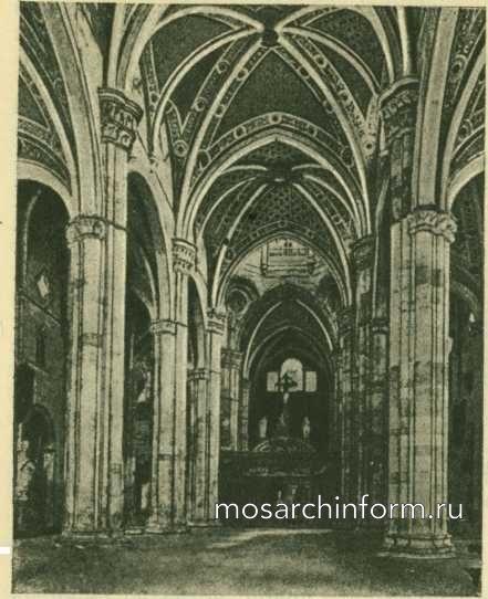 Готическая архитектура Италии