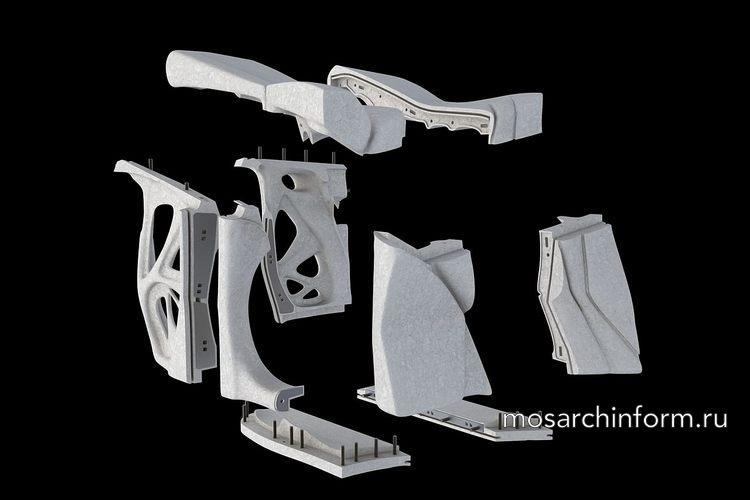 Строительная трёхмерная (3D) печать