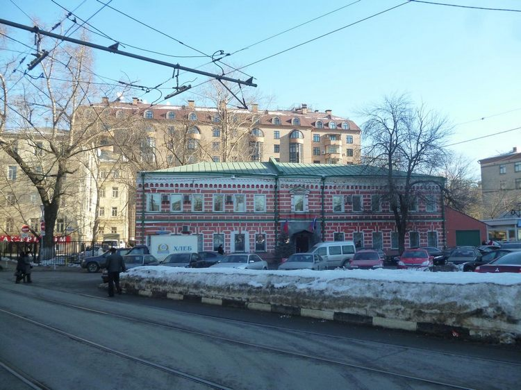 Большая Татарская улица, дом 5, Москва - Фото пользователей сайта фото